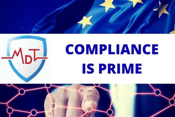 Compliance is prime MDT