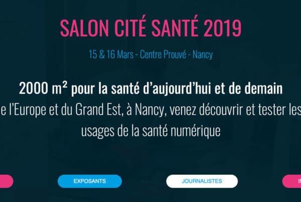 Salon cité Santé Nancy MDT