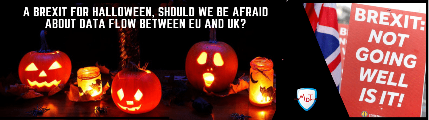 BREXIT for Halloween, GDPR